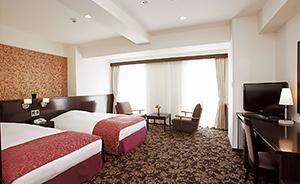 ホテル観光事業 - リブレガーデンホテル